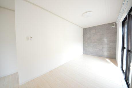 リフォーム後の室内(居間)